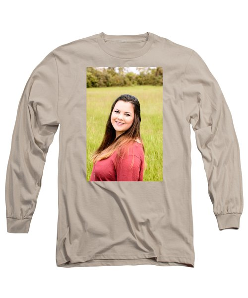 5617 Long Sleeve T-Shirt by Teresa Blanton