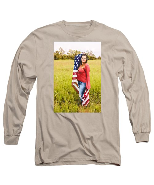 5624-2 Long Sleeve T-Shirt by Teresa Blanton