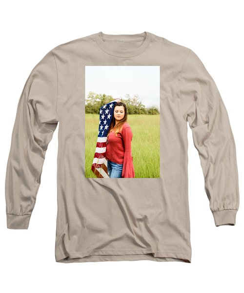 5626-2 Long Sleeve T-Shirt by Teresa Blanton