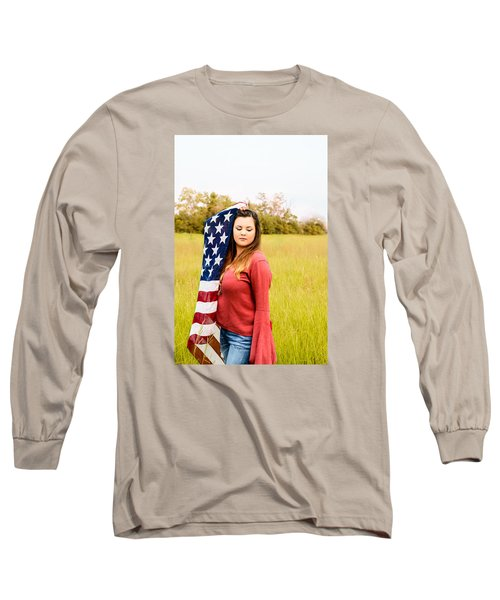 5626 Long Sleeve T-Shirt by Teresa Blanton