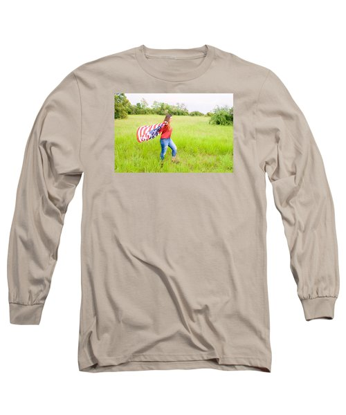 5640-2 Long Sleeve T-Shirt by Teresa Blanton
