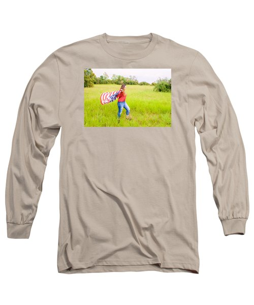 5640 Long Sleeve T-Shirt by Teresa Blanton