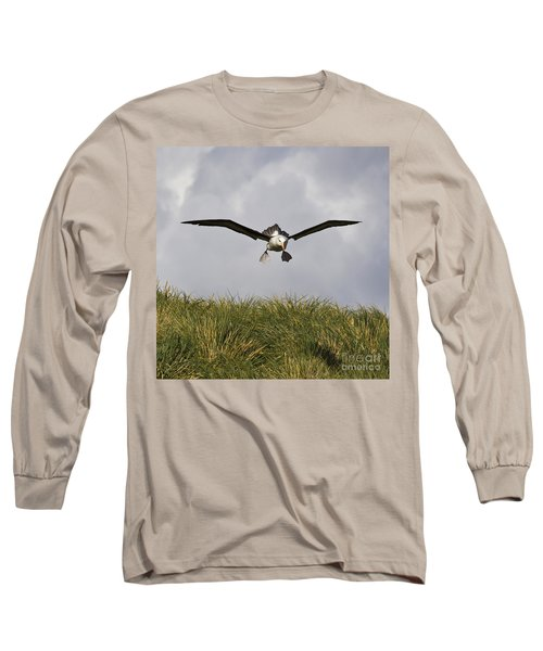 Black-browed Albatross Long Sleeve T-Shirt
