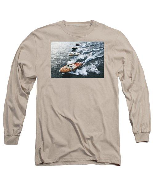 Riva Runabouts Long Sleeve T-Shirt