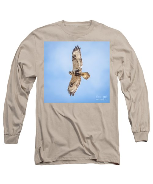 Rough-legged Hawk Long Sleeve T-Shirt