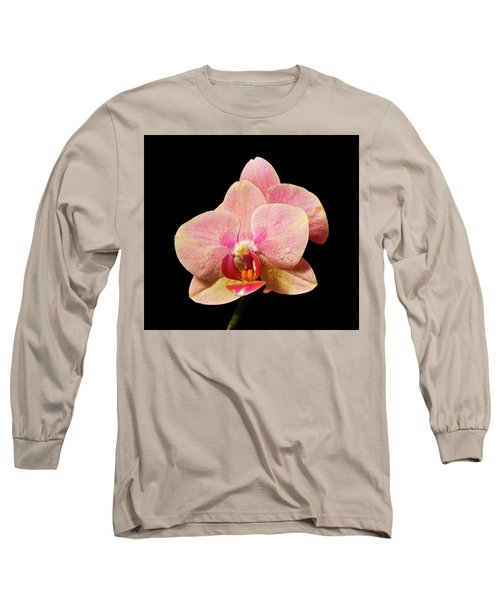 Stunning Orchids Long Sleeve T-Shirt