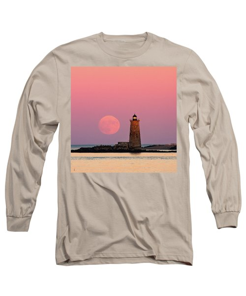 Super Moon 2016 Long Sleeve T-Shirt