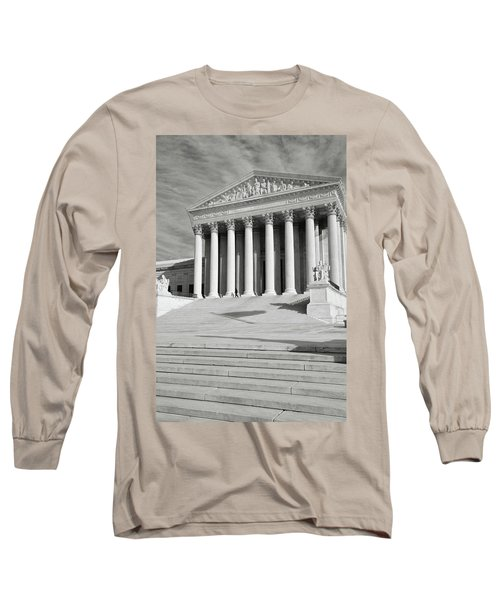 Supreme Court Of The Usa Long Sleeve T-Shirt