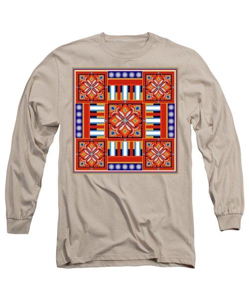 624 1 Truck Art 1 Long Sleeve T-Shirt