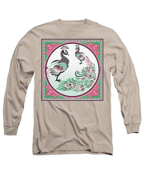625 2 Truck Art 4 Long Sleeve T-Shirt