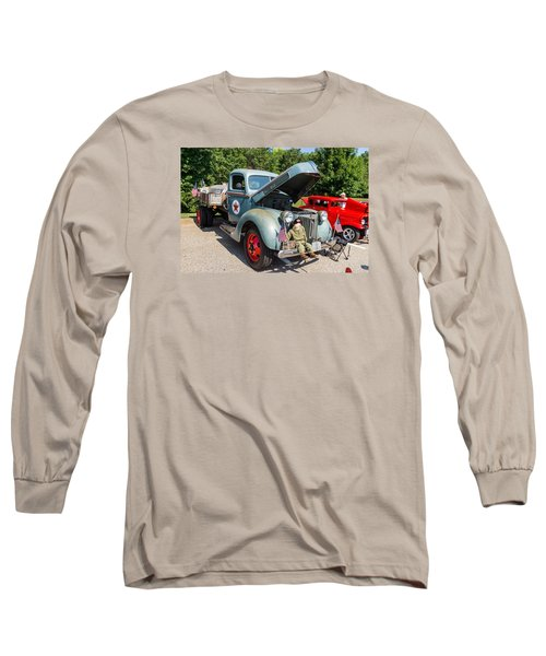 Hall County Sheriffs Office Show And Shine Car Show Long Sleeve T-Shirt