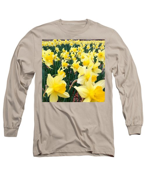 Angeline's Garden  Long Sleeve T-Shirt