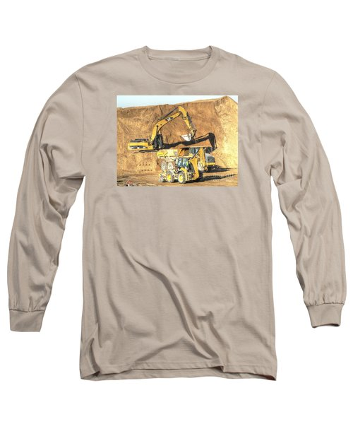 construction whsd Peterburg Long Sleeve T-Shirt