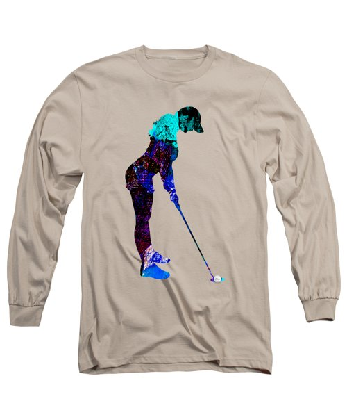 Womens Golf Collection Long Sleeve T-Shirt