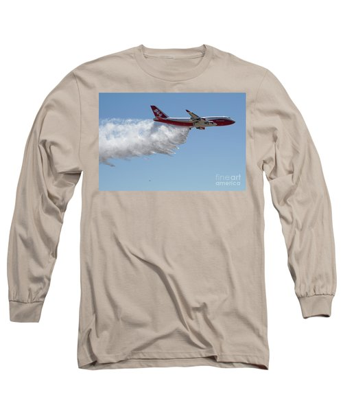 747 Supertanker Drop Long Sleeve T-Shirt