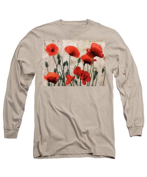 7papaveri7 Long Sleeve T-Shirt
