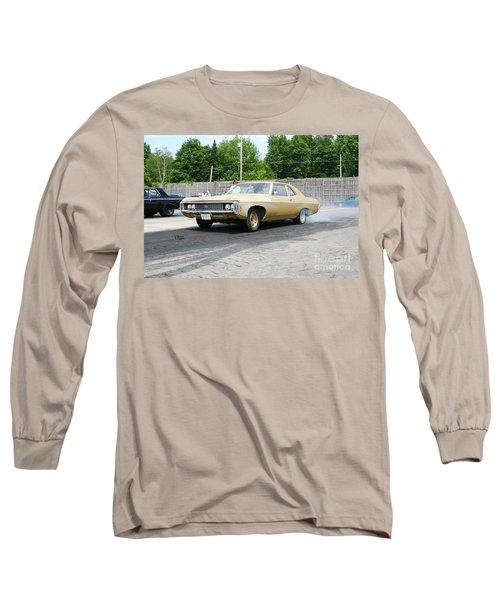 8566 06-15-2015 Esta Safety Park Long Sleeve T-Shirt