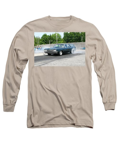 8571 06-15-2015 Esta Safety Park Long Sleeve T-Shirt