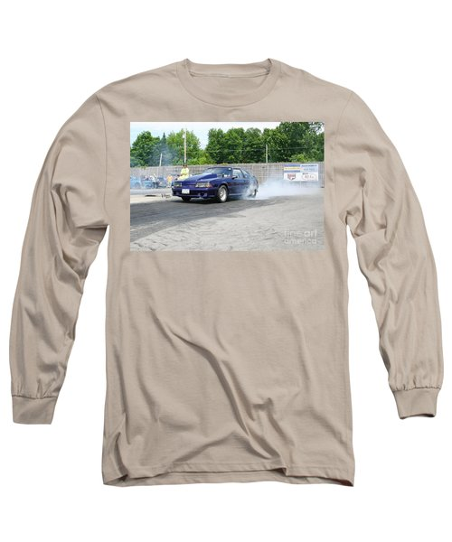 8580 06-15-2015 Esta Safety Park Long Sleeve T-Shirt