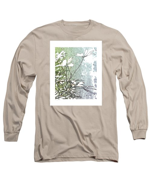 Long Sleeve T-Shirt featuring the photograph #88 by Steve Godleski
