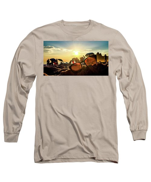 Rio De Janeiro Long Sleeve T-Shirt