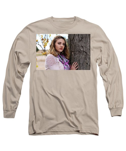 9g5a9596_e_pp Long Sleeve T-Shirt by Sylvia Thornton