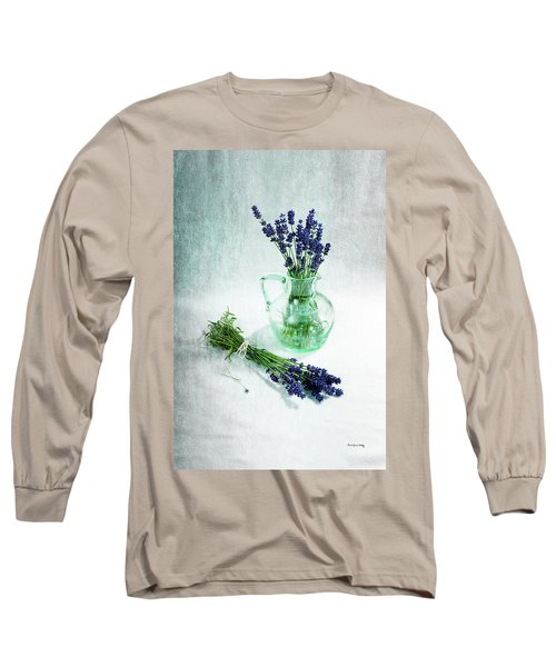 A Bundle And A Bouquet Long Sleeve T-Shirt