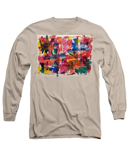 A Busy Life Long Sleeve T-Shirt