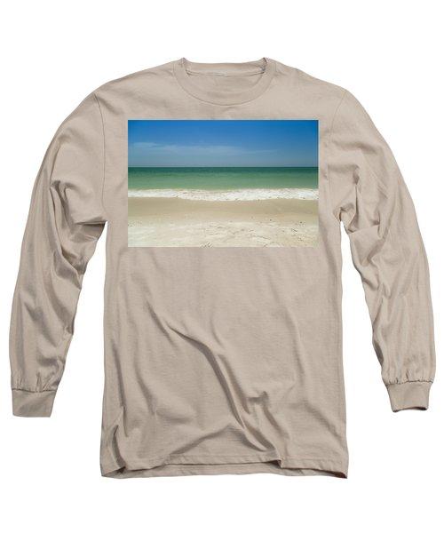 A Calm Wave Long Sleeve T-Shirt
