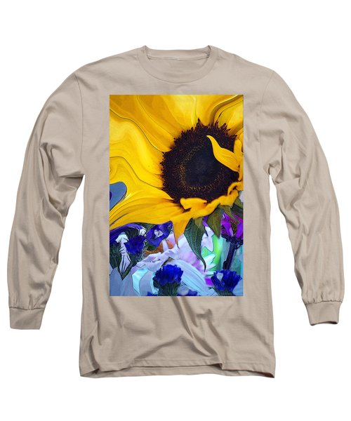 A Childs Mind... Long Sleeve T-Shirt