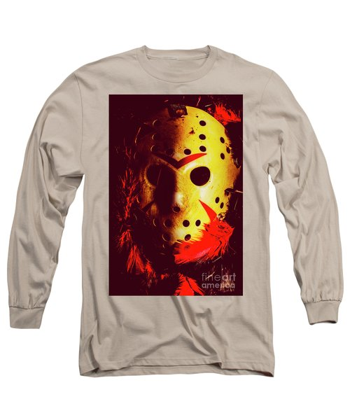 A Cinematic Nightmare Long Sleeve T-Shirt