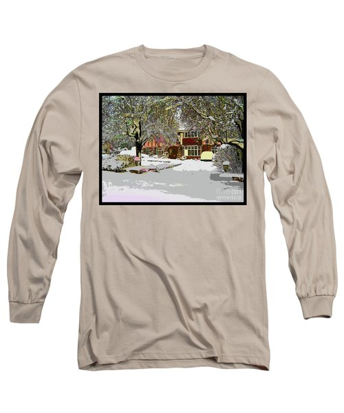 A Cosy Home Long Sleeve T-Shirt