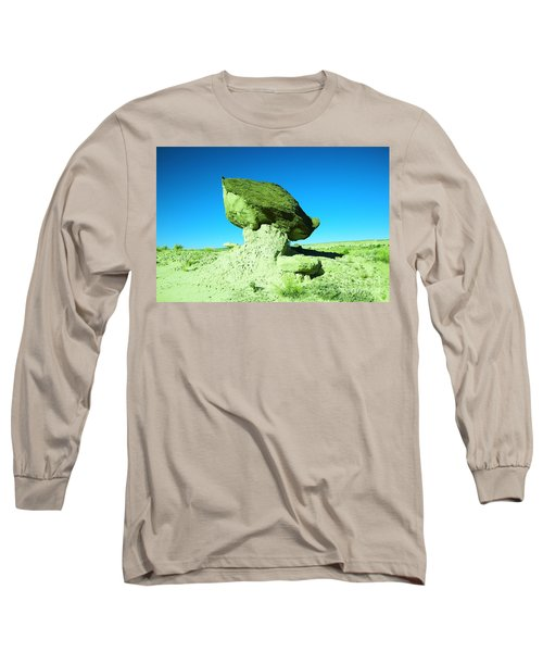 A Crooked Toad Stool New Mexico Long Sleeve T-Shirt