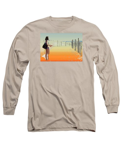 A Day To Enjoy Long Sleeve T-Shirt