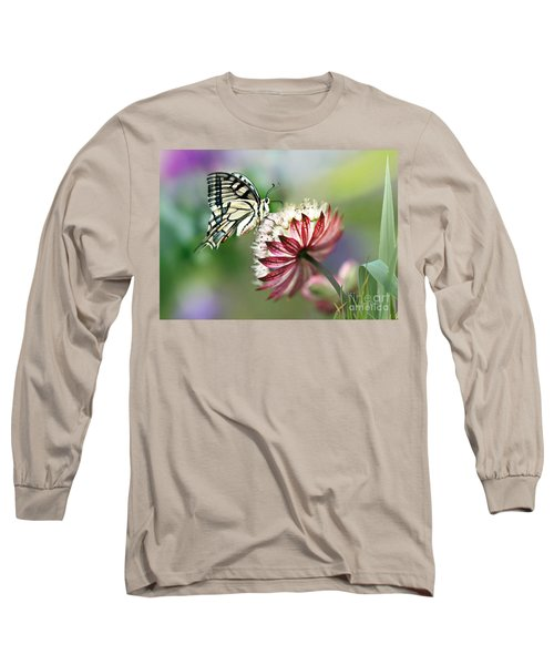 A Delicate Touch Long Sleeve T-Shirt