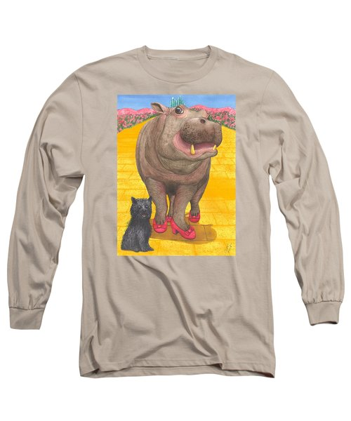 A Dorothy Moment Long Sleeve T-Shirt