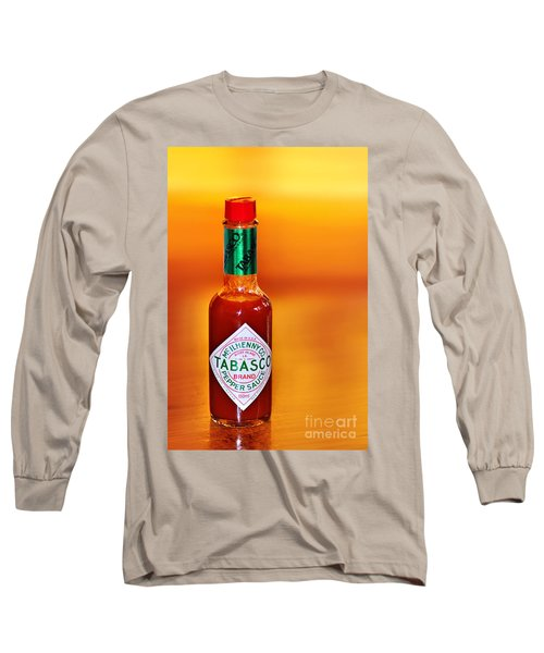 A Feeling Of Warmth Long Sleeve T-Shirt