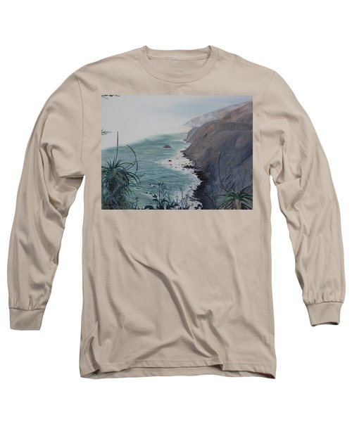 A Fog Creeps In Long Sleeve T-Shirt