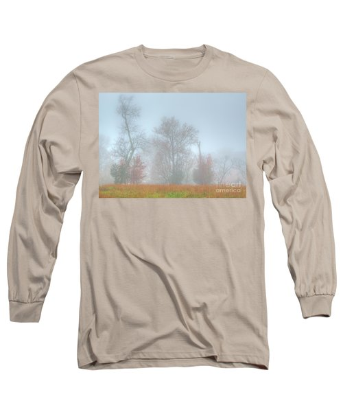 A Foggy Morning Long Sleeve T-Shirt