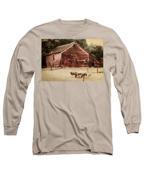 A Grazy Day Long Sleeve T-Shirt