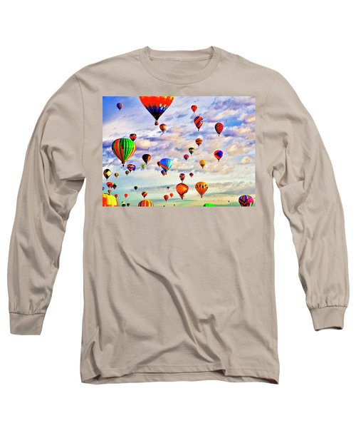 A Great Day To Fly Long Sleeve T-Shirt