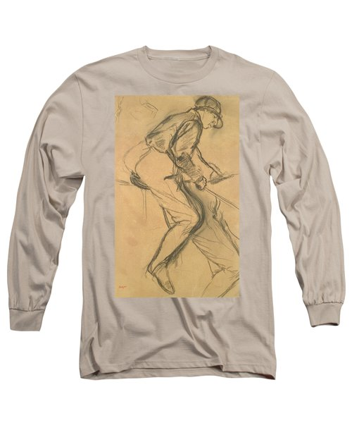 A Jockey Long Sleeve T-Shirt