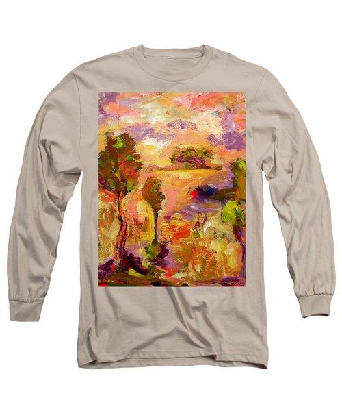 A Joyous Landscape Long Sleeve T-Shirt