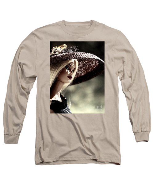 A Lady At The Derby Long Sleeve T-Shirt