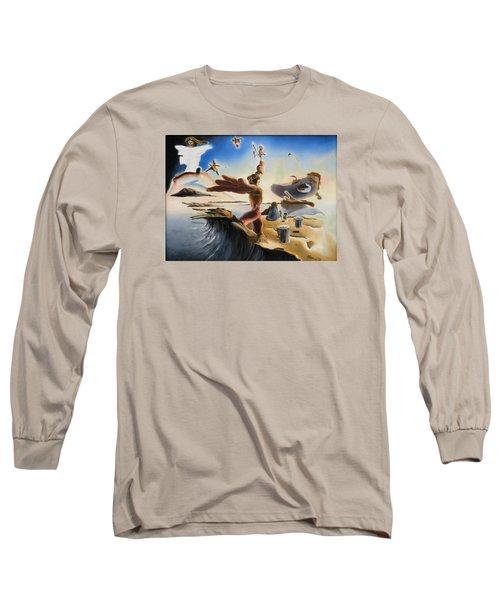 A Last Minute Apocalyptic Education Long Sleeve T-Shirt