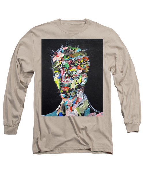 Long Sleeve T-Shirt featuring the painting A Life Full Of Oppurtunities by Fabrizio Cassetta
