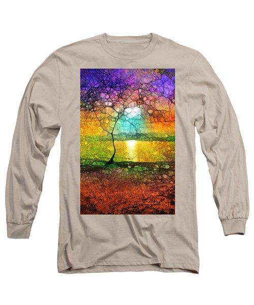 A Light Like Love Long Sleeve T-Shirt