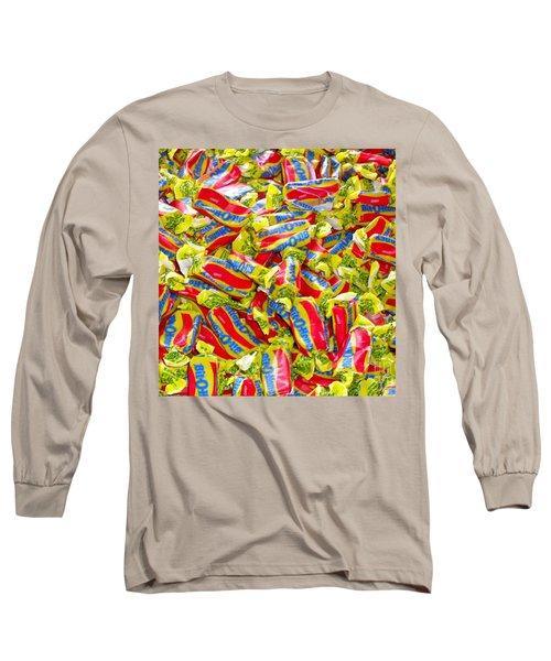 A Little Bit O Honey Long Sleeve T-Shirt by Beth Saffer