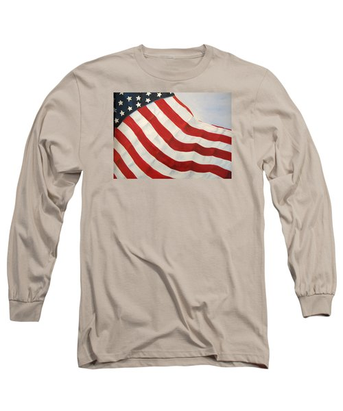 A Little Glory Long Sleeve T-Shirt by Carol Sweetwood