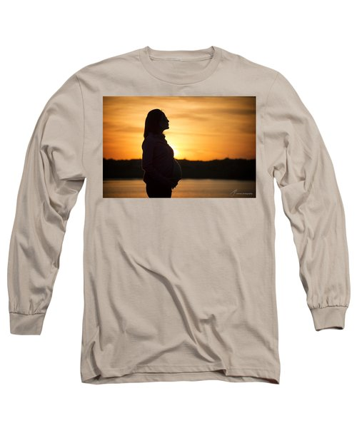 A Marvelous Future Ahead Long Sleeve T-Shirt